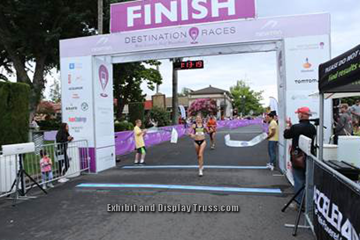 finish line and starting line photo gallery