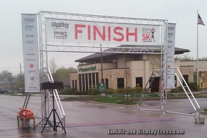 Our FL-8 Finish line system has proven to be the most popular with race directors. It's fast and easy to set up and transport. It provides all the basics for most races or marathons and it's cost effective and field proven.