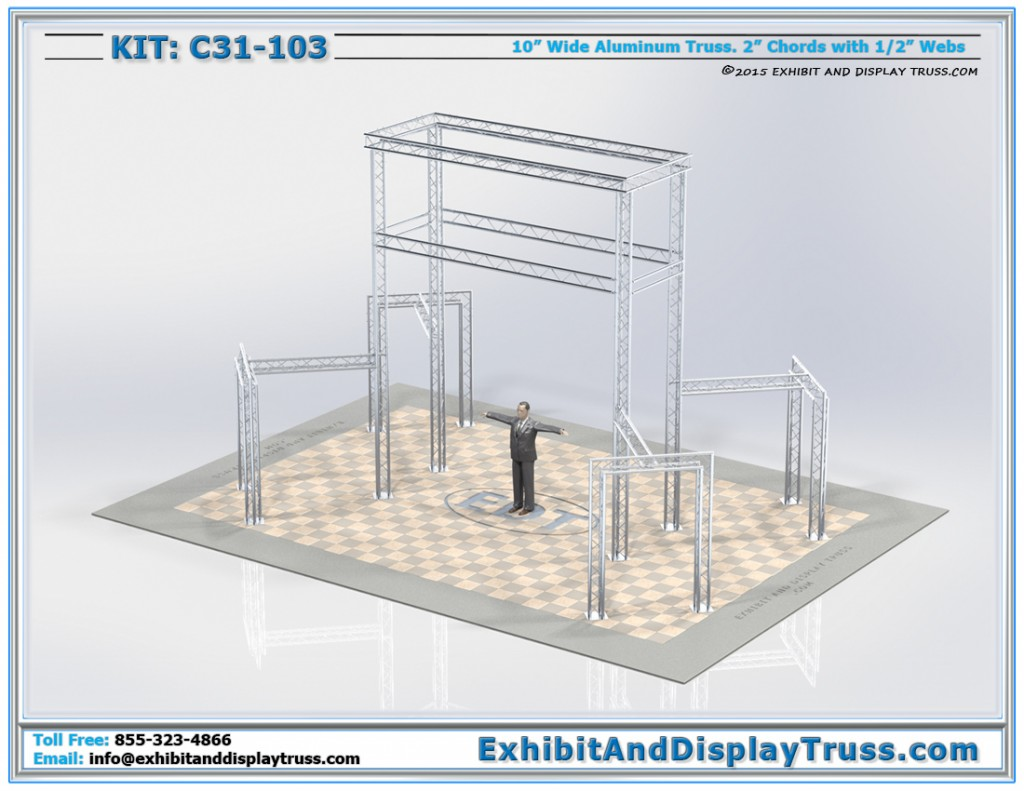 Truss Exhibits C31-103.