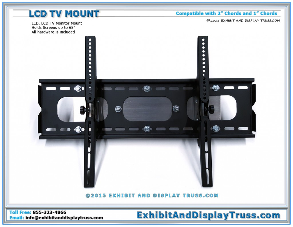 LCD Mount/LED Monitor Mount for Digital Menu Boards