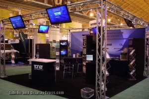 20' x 20' Trade Show Display Trussing System