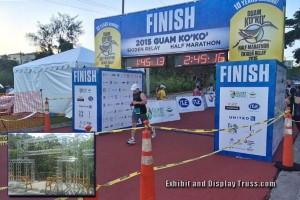 Portable truss systems for marathon, triathlon and other race events are our specialty. We work hard to provide intelligent design choices and functionality to all our system. We can create anything you like.