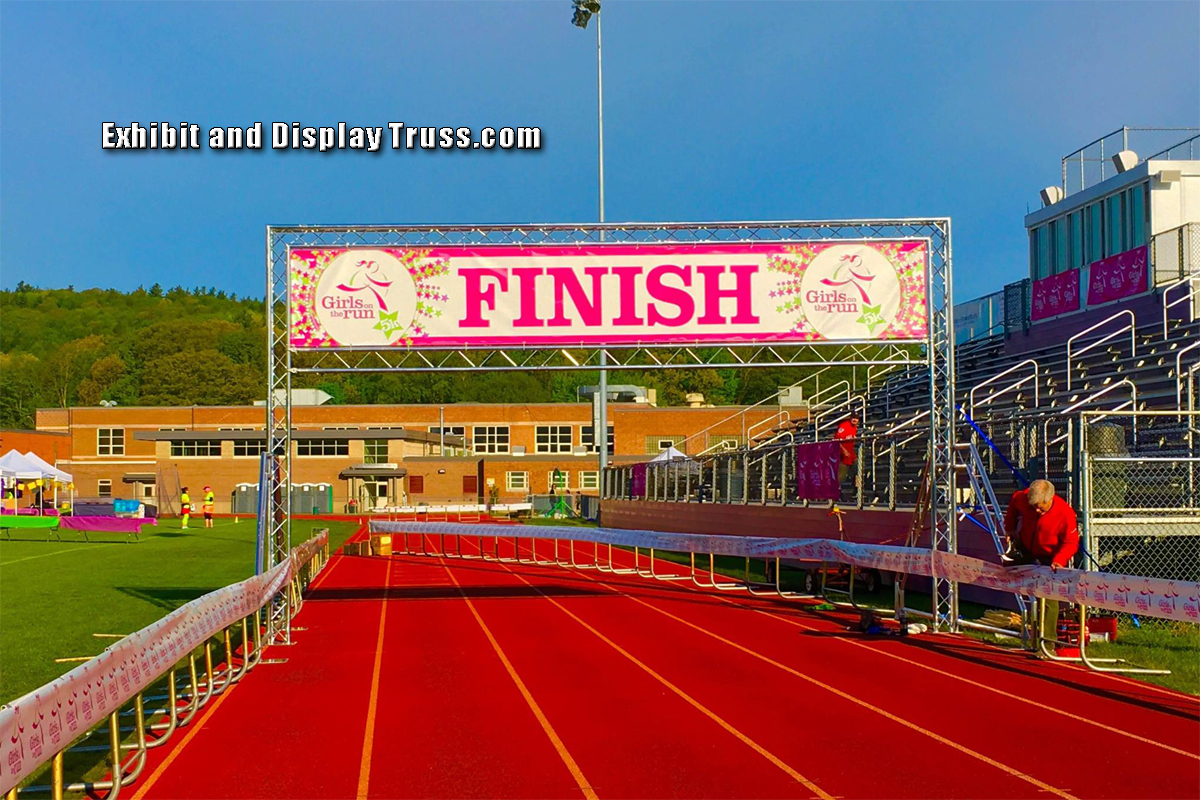 Finish Line And Starting Line Photo Gallery Light Design