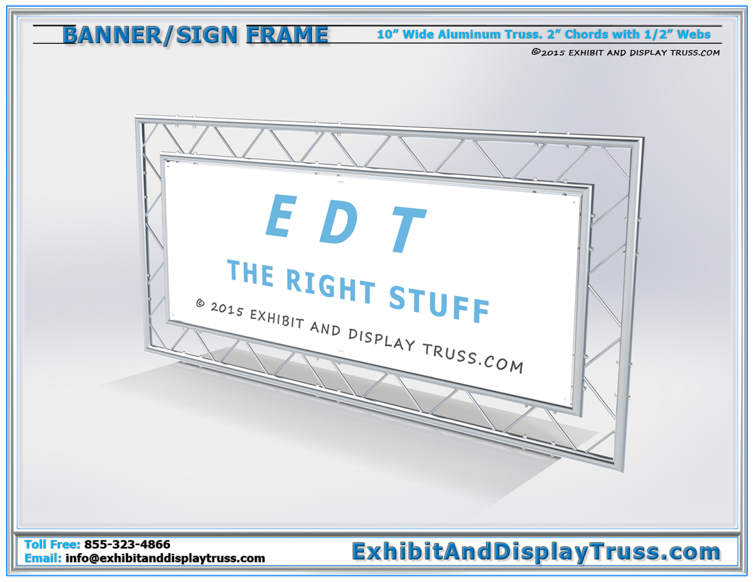 Banners, Signs, Signage and Media Frames