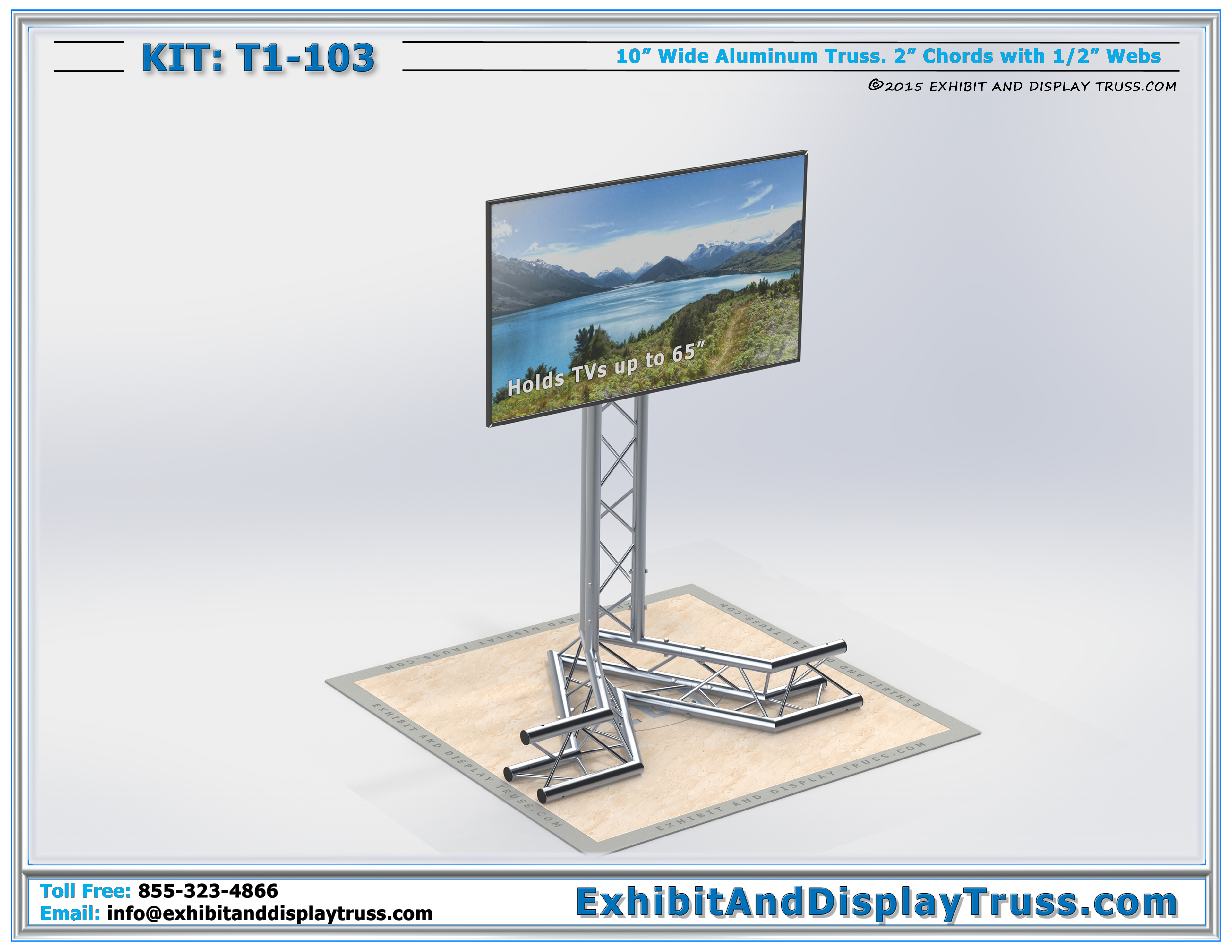 Portable Led Screens : Lcd plasma screen mounts t portable tv stand