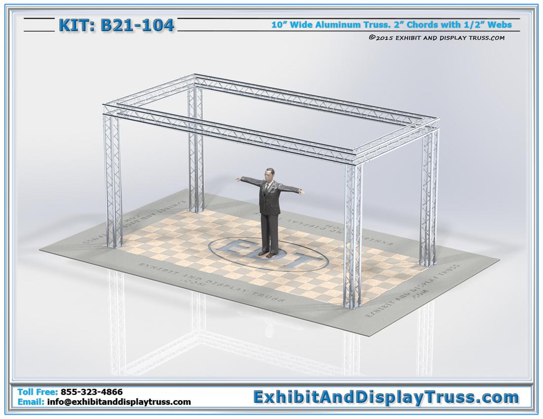 Kit: B21-104 / Best Reviewed Aluminum Truss Rig
