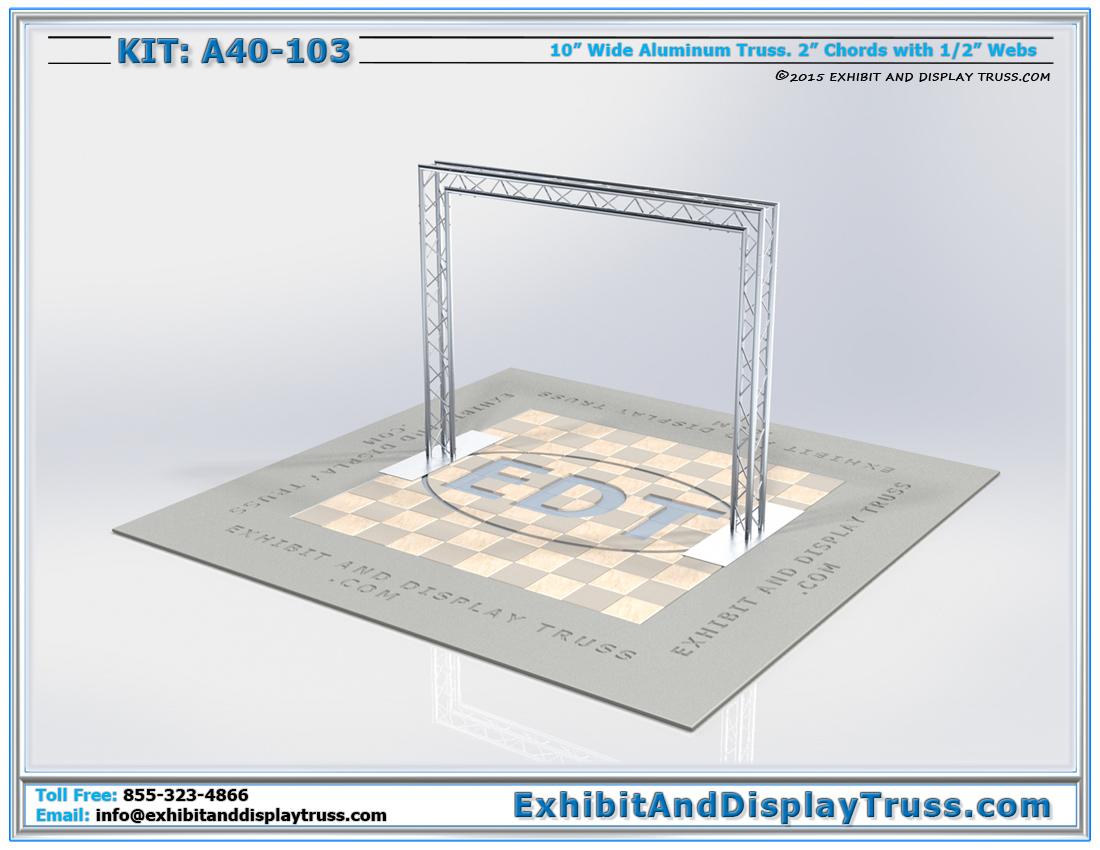 Kit: A40-103 / Standard Truss Arch System